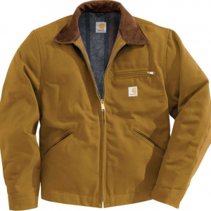 Carhartt Men's Duck Detroit Jacket