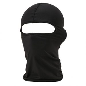 Eavacic Balaclava Tactical Face Mask Hood Neck Gaiter