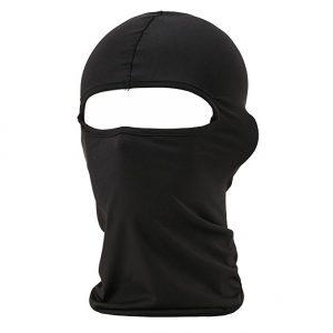 Eavacic Balaclava Tactical Face Mask Hood Neck Gaiter