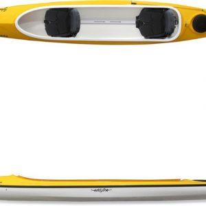 Eddyline Shasta Tandem Kayak