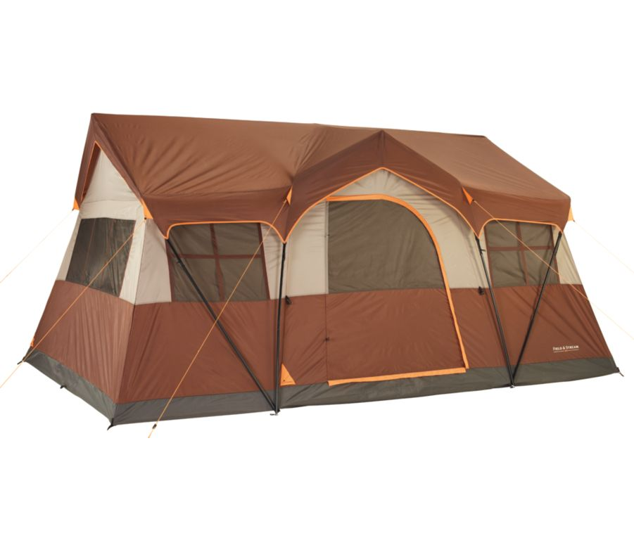 Field Amp Stream Highlands Lodge 12 Person Tent The