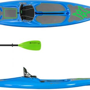 Perception Hi Life Sit-On-Top Kayak with Convertible Paddle