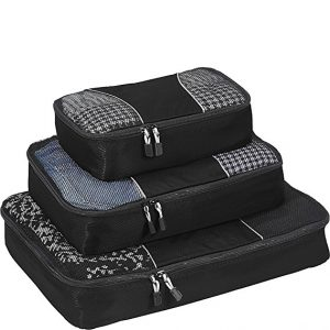 eBags Packing Cubes – 3pc Set