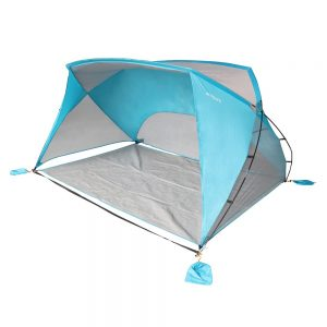 Embark™ – 9×6 Sun Shelter Turquoise Blue