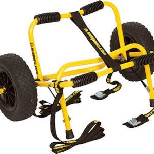 Suspenz DLX Airless Kayak/Canoe Cart