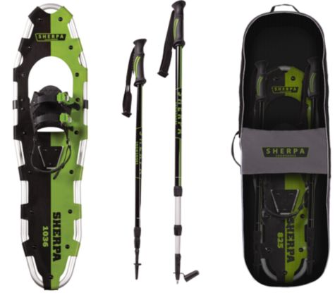 Product of the Week – Yukon Charlie's® Sherpa® Series 10″X36″ Snowshoe Kit
