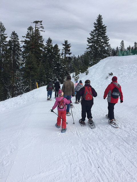 Five Tips for Getting Out with A Family this Winter